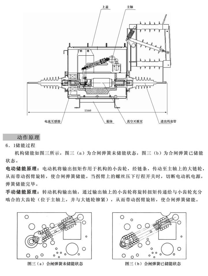 一、分界开关简述 ZW20-12/630-20户外柱上分界开关看门狗真空断路器。 ZW20常见型号: ZW20-12F/630(1000、1250)-20(25) ZW20A-12/630(1000、1250)-20(25) ZW20AF-12/630(1000、1250)-20(25) ZW20B-12/630(1000、1250)-20(25) ZW:户外真空断路器;20:设计序号;12:额定电压;F:智能分界;630(1000、1250):为额定电流;20(25):额定短路开断电流。 10kV架空